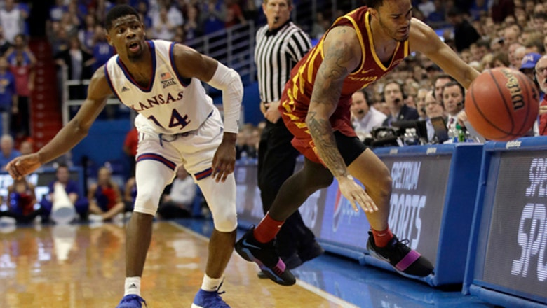 Iowa State showing signs of improvement despite losing skid