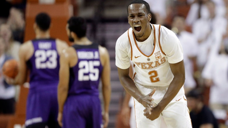 Sims' free throw lifts Texas over No. 16 TCU 99-98 in 2OT