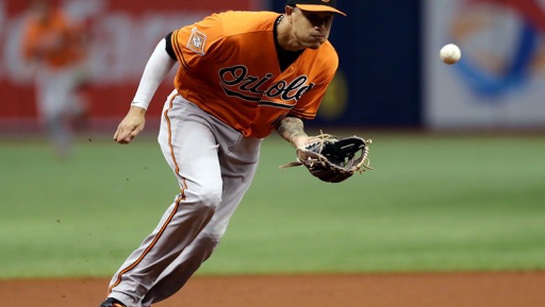 Orioles avoid arbitration with Machado, Britton, 3 others