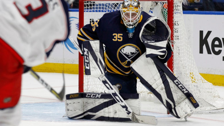 Okposo has goal, assist in Sabres' 3-1 win over Blue Jackets