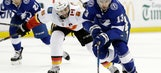 Flames beat NHL-leading Lightning 5-1 for 5th straight win