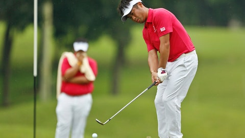 Team Asia takes surprise early lead at EurAsia Cup