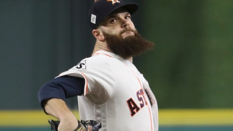 Keuchel gets $13.2M deal from Astros after title