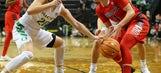 Ionescu leads No. 8 Oregon women over Arizona 62-44