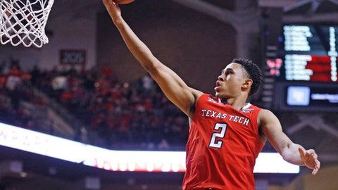 7. Texas Tech (21-4)