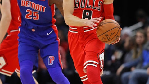 Bulls' Zach LaVine (knee) to start in season debut on Saturday