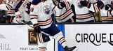 Nurse scores in OT to lift Oilers over Golden Knights 3-2