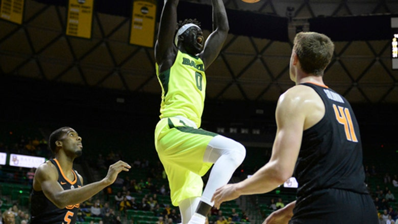 Lecomte scores 30 in Baylor's 76-60 win over Oklahoma State