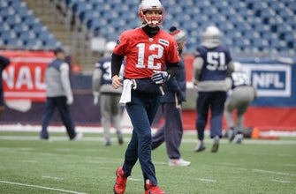 Brady misses news conference to meet with medical staff