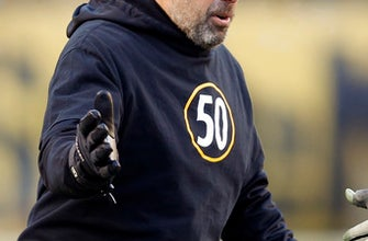 AP source: Steelers part ways with Todd Haley