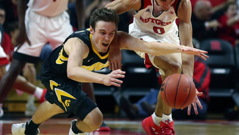 Iowa scuffling along with trouble on both ends of court