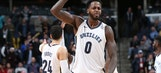 Evans has 23 points, 10 assists as Grizzlies beat Knicks