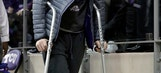 TCU point guard Fisher done for season after knee surgery