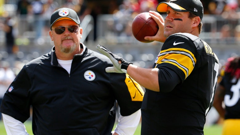 Steelers select Randy Fichtner as offensive coordinator