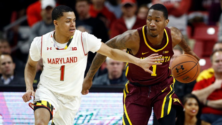 Maryland 'not in a bad spot' in bid to reach NCAA Tournament