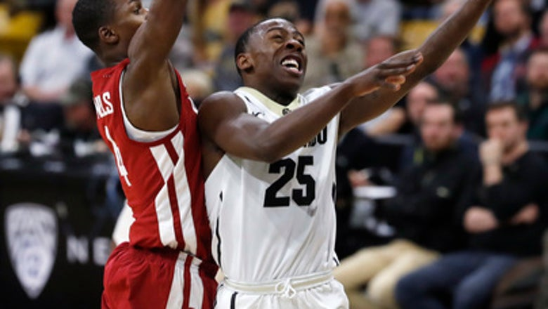 McKinley Wright IV scores 17 as Colorado beats WSU, 82-73