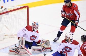 Pacioretty's 2 goals lead Canadiens over Capitals, 3-2 (Jan 19, 2018)