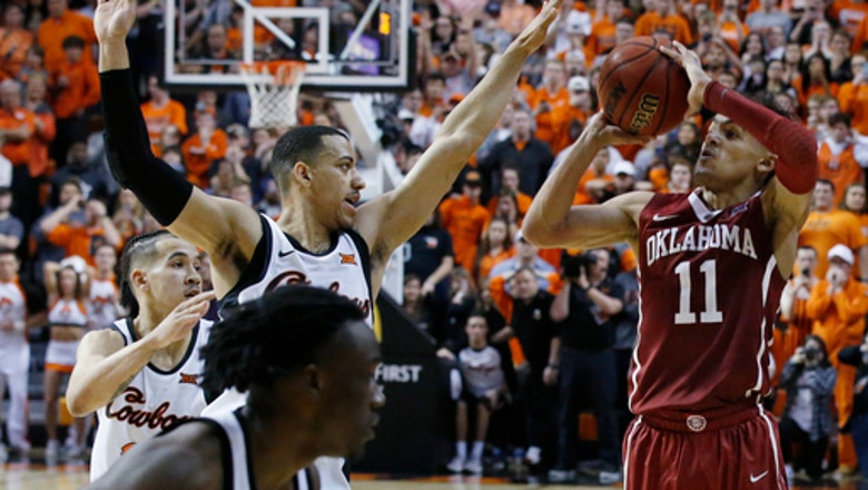 Oklahoma, Young try to recover from back-to-back losses