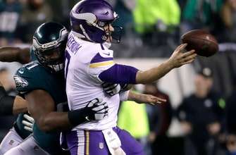 Hurting Vikings still processing what went wrong in Philly