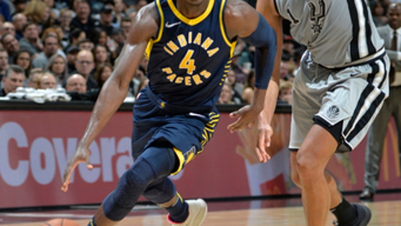 Oladipo's 19 leads Pacers, snapping Spurs' home streak