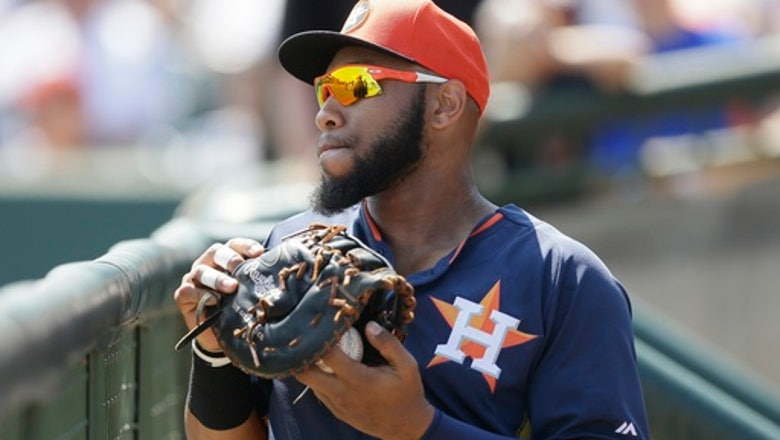 Former top Astros prospect Singleton, Deetz banned for drugs