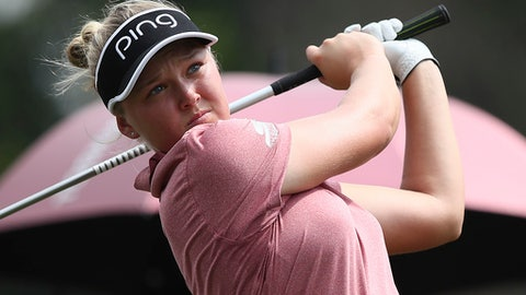 Wind forces suspension of LPGA Tour opener