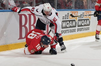 Ovechkin scores 30th, helps Capitals snap 3-game skid (Jan 25, 2018)