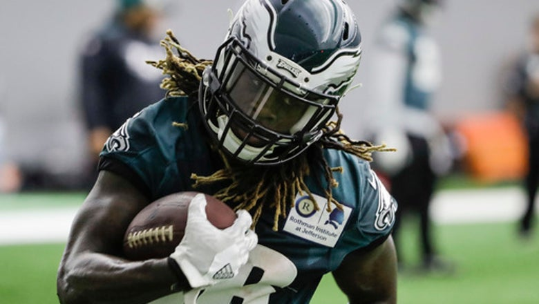 Ajayi, Sproles ruled OUT for Eagles' game vs. Colts