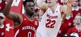 Palmer scores 28, Nebraska rallies past Wisconsin 74-63