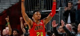 Bazemore's 22 points lead Hawks past Timberwolves 105-100