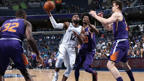 Memphis Grizzlies sit Tyreke Evans in anticipation of possible trade