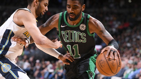 Furious Nuggets Rally Falls Just Short in One-Point Loss to Celtics
