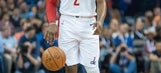 Wizards All-Star guard John Wall to have left knee surgery