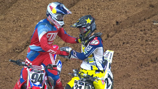 Jeff Emig & Ralph Sheheen break down all the action from Houston | 2018 MONSTER ENERGY SUPERCROSS