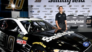 Adam Alexander: Aric Almirola will make the playoffs in his first year with Stewart-Haas Racing
