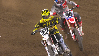 Jeff Emig & Ralph Sheheen break down the Anaheim 2 Triple Crown | 2018 MONSTER ENERGY SUPERCROSS