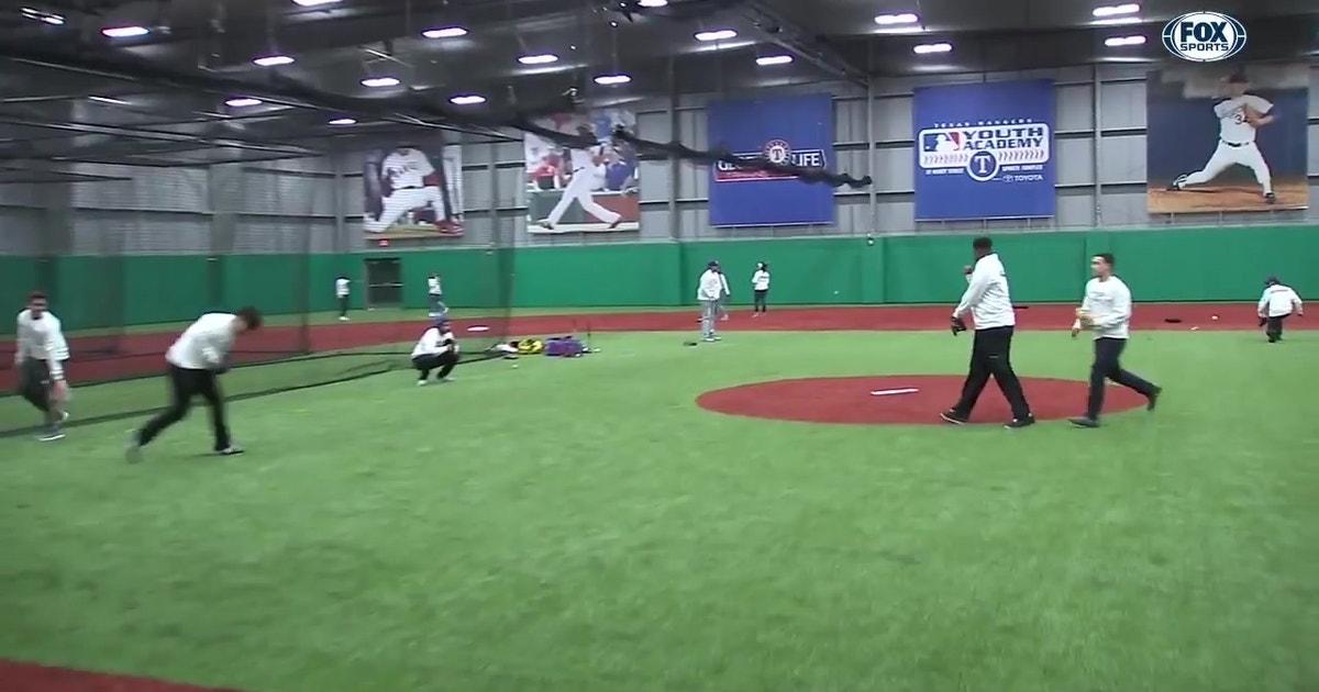 Texas Rangers Youth Academy  384852a93