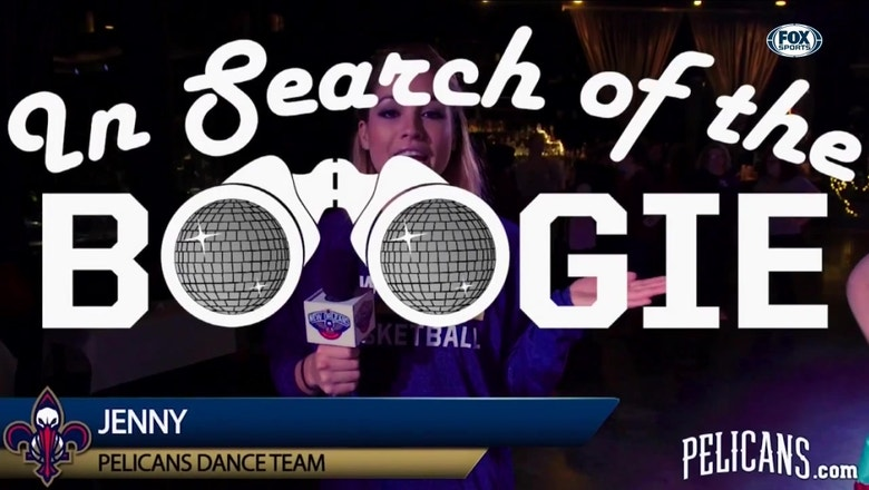In Search of the Boogie | Pelicans Insider