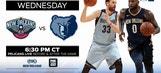 New Orleans Pelicans vs. Memphis Grizzlies preview | Pelicans Live