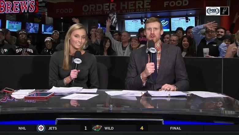 Davis Bertans steps up in win over Denver   Spurs Live