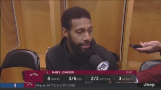 James Johnson says Heat lacked communication against Bulls