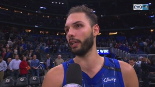 Evan Fournier: 'Today was a good win'