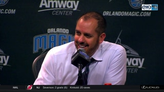 Frank Vogel: 'It's nice to see my message starting to be received'