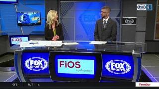 Ferocious comeback falls short vs. Denver | Mavs Live