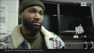 Boogie Cousins: 'It was a big win'