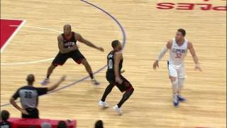 FOX Sports Analysts on the highlights from Monday's Clippers vs. Rockets game