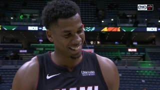 Hassan Whiteside: 'I wanted to come out here and give everything I had'