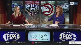 Jrue Holliday's Game Evolving | Pelicans Live