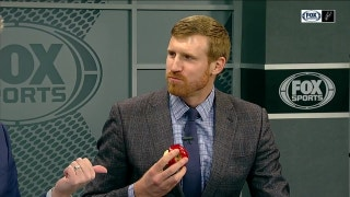 Matt Bonner pays homage to the Basketball Gods | Spurs Live