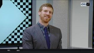 Matt Bonner wouldn't throw the first punch | Big Matt's Deli